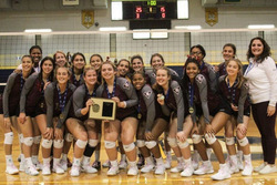 Volleyball team wins Sectionals