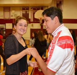 Dancing, Diversity and Smiles Abound at Hispanic Heritage Night