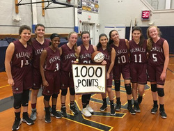 "Basketball Star Shelby Sekinski Scores 1,000th Point, Wins ""Player of the Week"" Honor"
