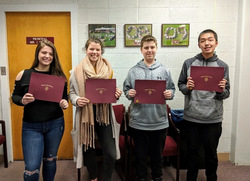 VHS Announces February's Students of the Month