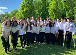 VHS Jazz Band Wins Highest Rating at State Festival