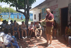 Beyond the Classroom: New Encounters - Trip to Colombia